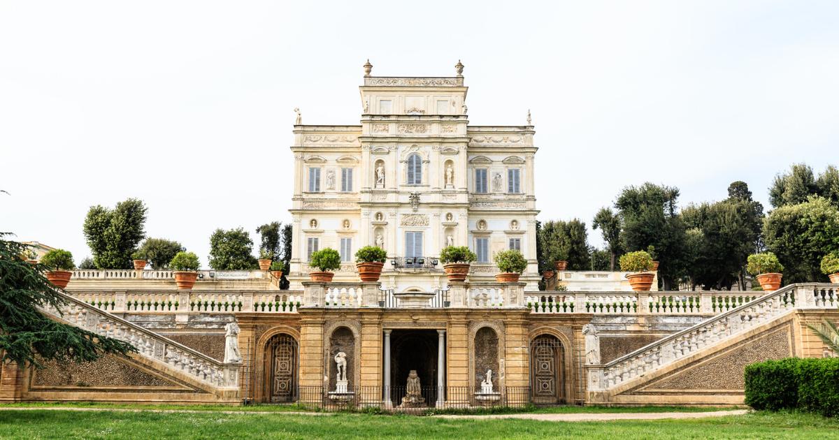 cna-villa Doria pamphilj